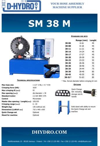 SM 38 M