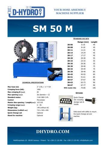 SM 50 M