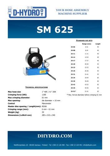 SM 625