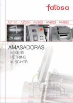 AV150 - AZ300 - AV300 - AV600 - AV900