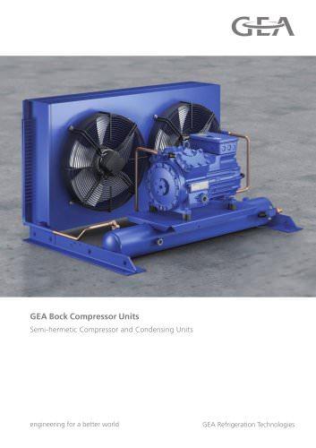 Bock Compressor Units