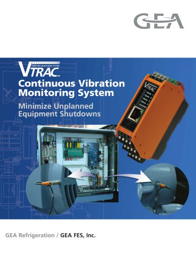 FES VTrac Continuous Vibration Monitoring System