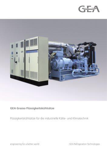 GEA Grasso Flüssigkeitskühlsätze