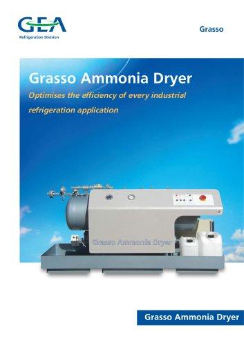 Grasso Ammonia Dryer (GAD)