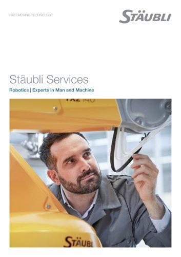 Servicedienstleistungen rund um den Globus