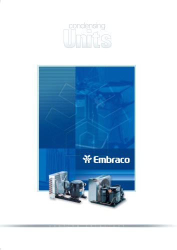 Embraco Condensing Units