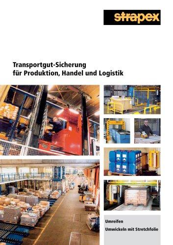 Produktion, Handel und Logistik