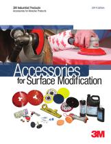 3M? Accessories for Abrasive Products Catalog