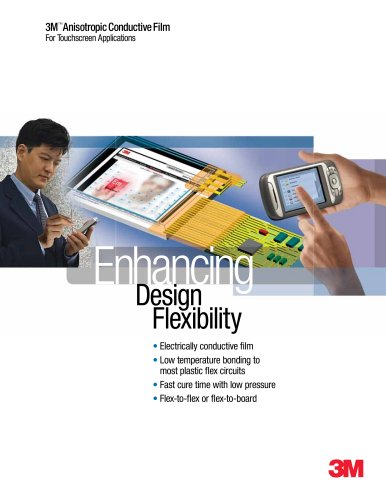 3M Anisotropic Conductive Film For Touchscreen Applications