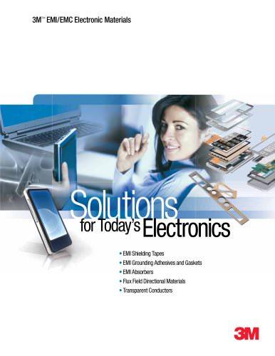 3M EMI/EMC Electronic Materials