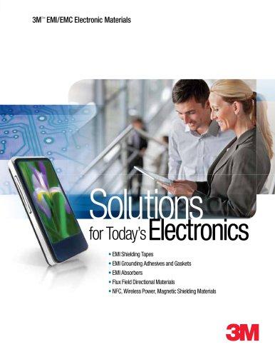 3M? EMI/EMC Solutions Brochure