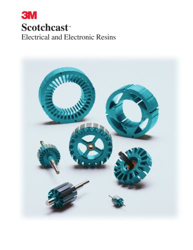 3M(TM) Scotchcast(TM) Electrical and Electronic Resins
