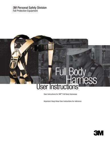 3M™ Full Body Harness UI
