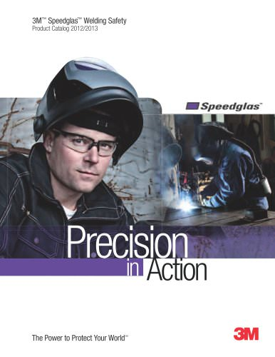 3M Speedglas Full Line Catalog - Low Resolution