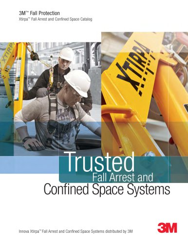 3M™ Xtirpa™ Confined Space Fall Protection