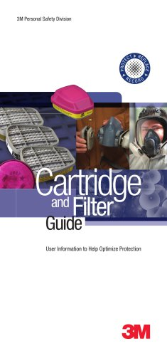 Cartridge/Filter Guide, Brochure 70-0714-8870-7