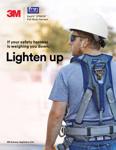 ExoFit™ STRATA™ Full-Body Harness