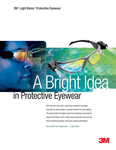 Light Vision Protective Eyewear