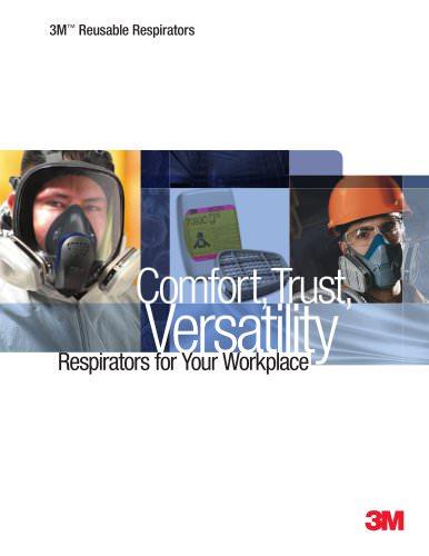 Reusable Respirator Brochure
