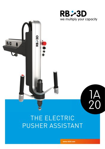 The electric pusher assistant 1A20