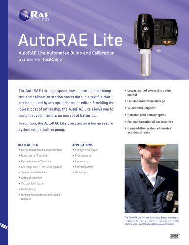 AutoRAE Lite for ToxiRAE 3