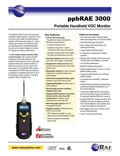 ppbRAE 3000