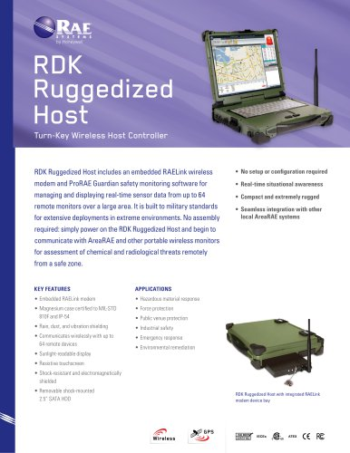 RDK Rugged- Host