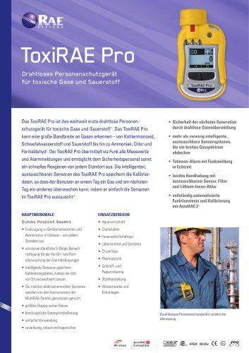 ToxiRAE EC Pro