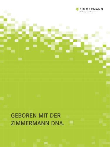 F. Zimmermann GmbH Imageprospekt