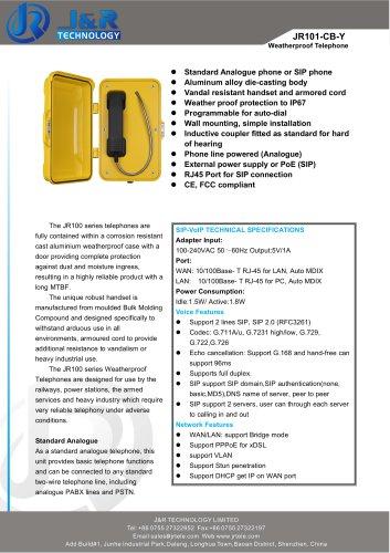 JR101-CB-VoIP