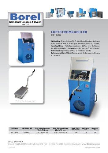 Luftstromkuehler - RE 100