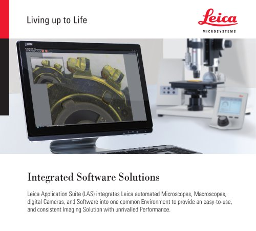 Leica Application Suite