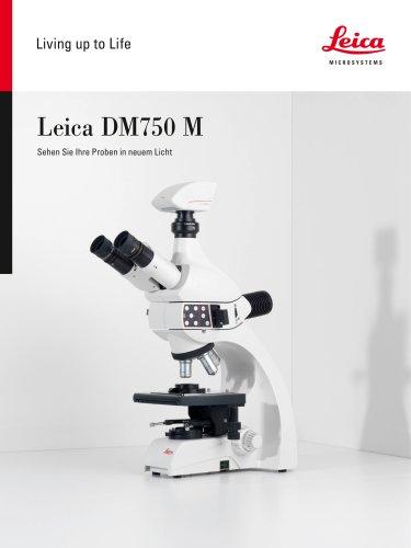 Leica DM750 M