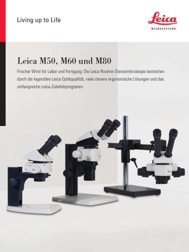 Leica M50/M60/M80