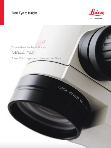M844 F40 / F20