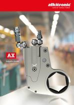 Alkitronic AX de