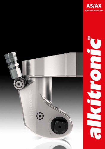AS/AX Hydraulic Wrenches