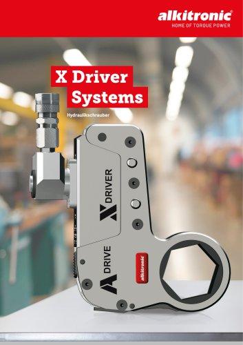 X DRIVER SYSTEM DE