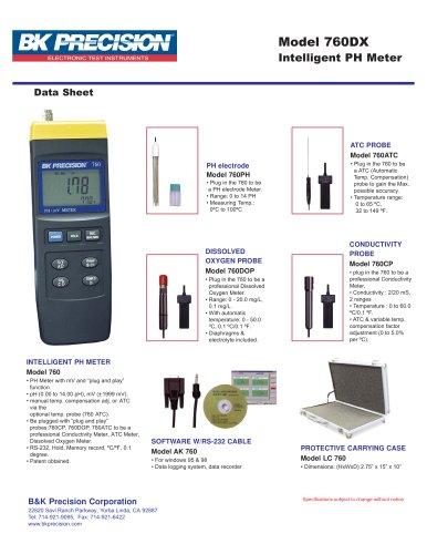 Intelligent pH Meter