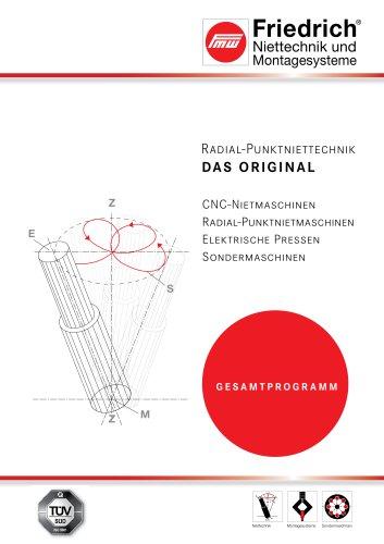 Friedrich Gesamtprogramm 2015