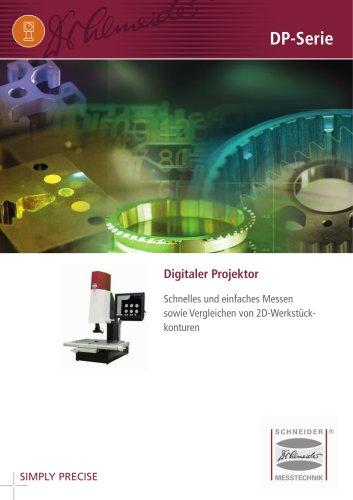 DP - Digitalprojektor