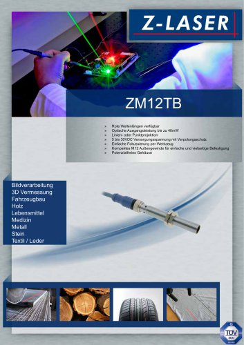 Lasermodul ZM12TB