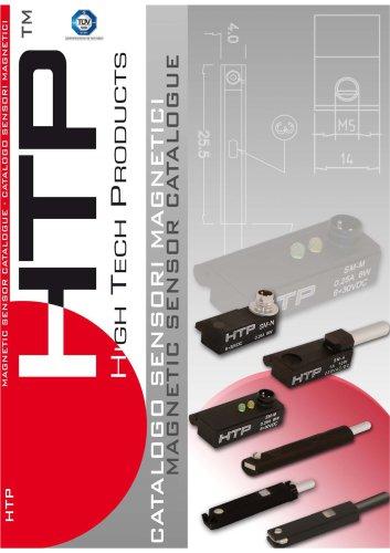 Magnetischen Sensoren Katalog