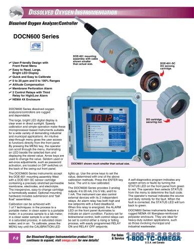 DOCN600 Series