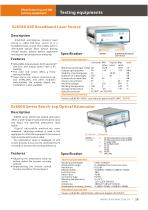 GJ6560 ASE Broadband Laser Source