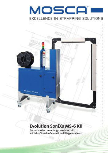 Evolution SoniXs MS-6 KR