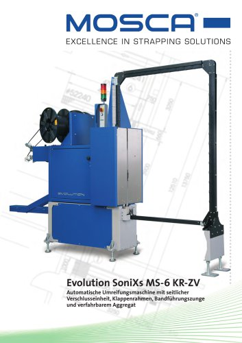 Evolution SoniXs MS-6 KR-ZV