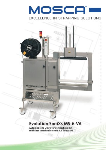 Evolution SoniXs MS-6-VA