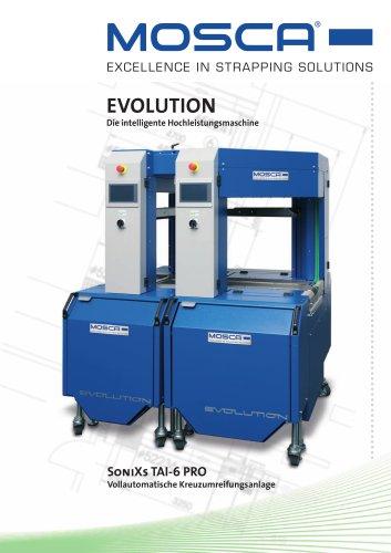 Evolution SoniXs TAI-6 Pro
