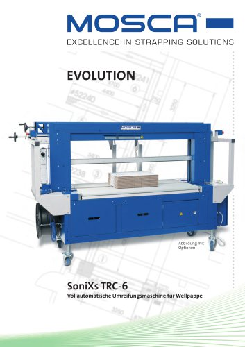 Evolution SoniXs TRC-6